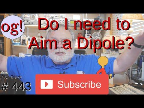 Do I need to Aim a Dipole? (#443)