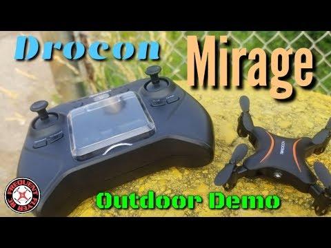 Drocon Mirage Outdoor Demo - UCNUx9bQyEI0k6CQpo4TaNAw