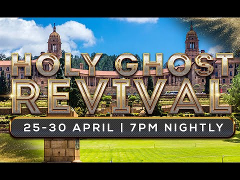 HOLY GHOST REVIVAL NIGHT 5