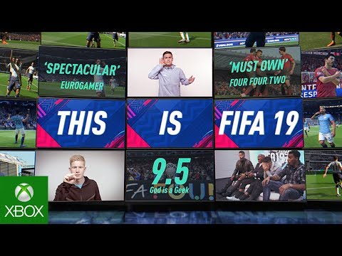 This is FIFA 19   The Ultimate Football Experience