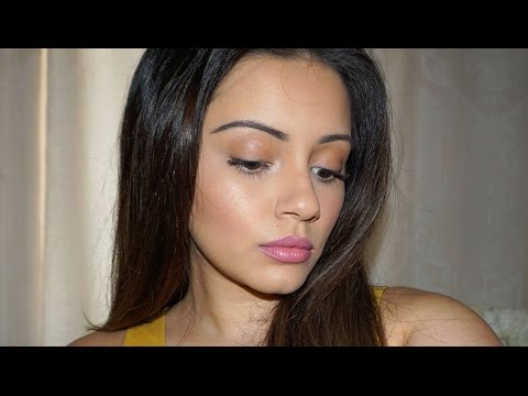 UNDER £30 ? Realistic Drugstore Back To School Makeup Tutorial