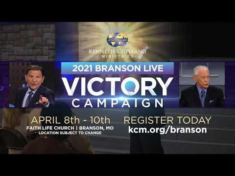 2021 Branson Live, Victory Campaign