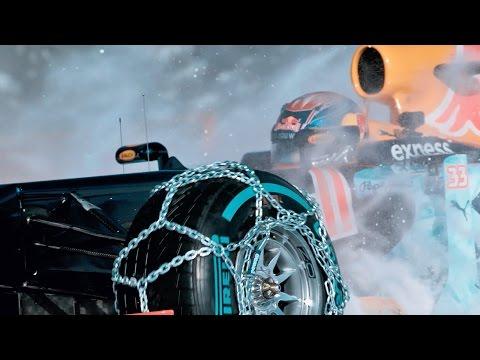 Max Verstappen's Kitzbühel F1 Showdown