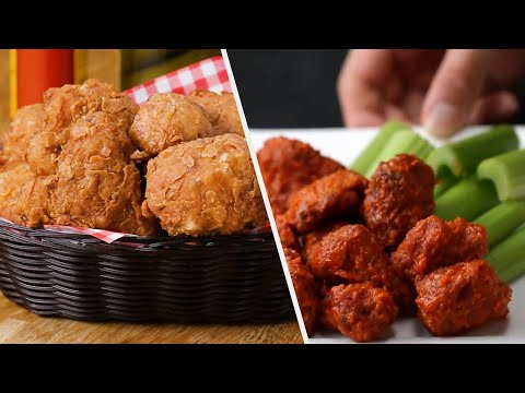 5 Extra Spicy And Easy To Make Deep Fried Recipes ? Tasty