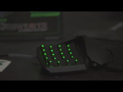 Razer Orbweaver Gaming Pad Unboxing & First Look Linus Tech Tips - UCXuqSBlHAE6Xw-yeJA0Tunw