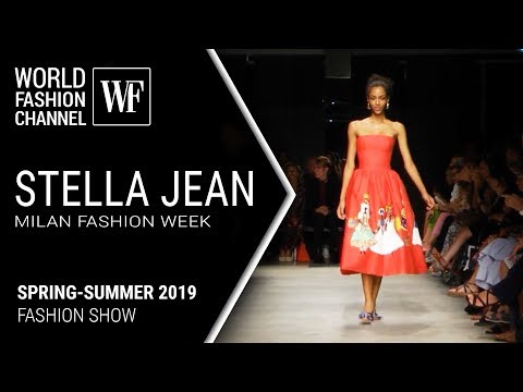 Stella Jean | spring-summer 2019 Milan fashion week
