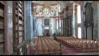 Klösterreich: Klosterbibliotheken