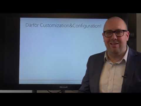 Customization and Configuration Dynamics 365