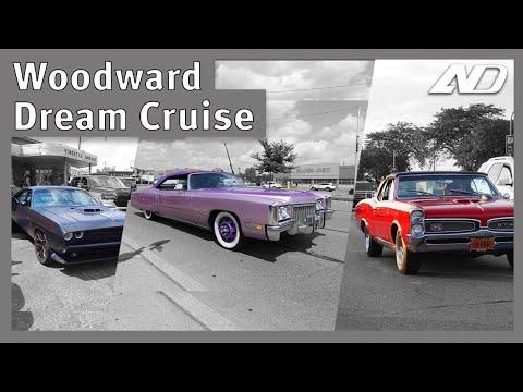 El mejor evento de coches del cual nunca habías escuchado - Woodward Dream Cruise
