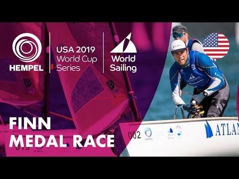 Finn Medal Race | Hempel World Cup Series: Miami, USA
