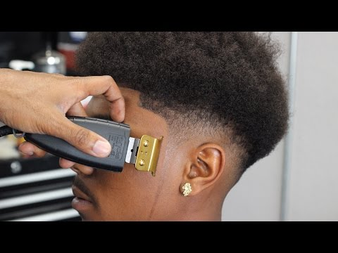 Haircut:  Low Fade On Najarie Smith - default