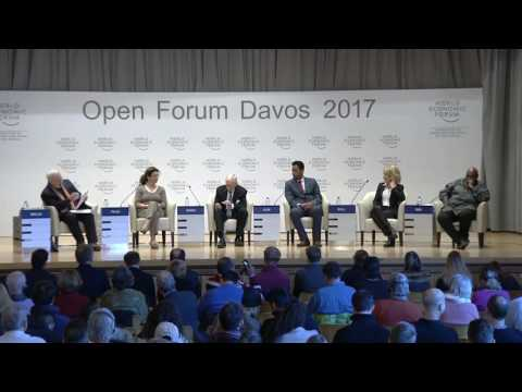 Davos 2017 -The Race against Racism