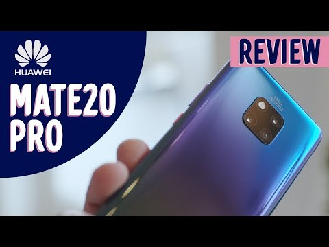 Recension: Huawei Mate 20 Pro – Bästa smartphonen just nu?!