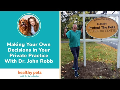 Making Your Own Decisions in Your Private Practice With Dr. John Robb