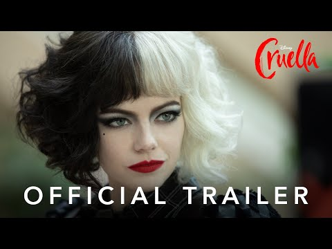 Disney's Cruella | Official Trailer