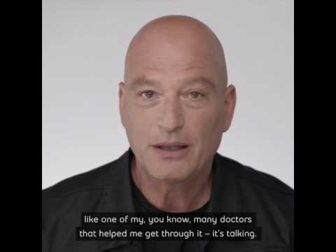 Bell Let's Talk 2017 - Howie Mandel Testimonial (with subtitles)