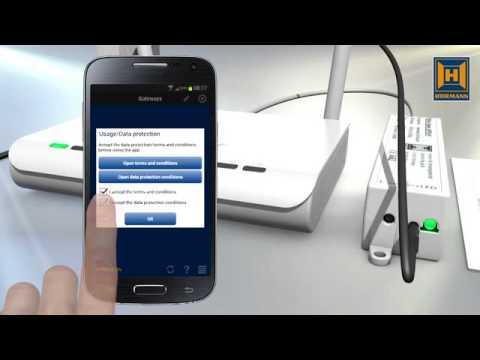 Hörmann installationsguide: Hörmann BiSecur Gateway App