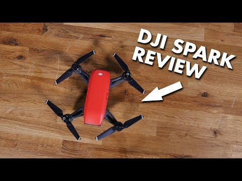 THE BEST DRONE FOR MOST PEOPLE? | DJI Spark Review - UCQ2sg7vS7JkxKwtZuFZzn-g