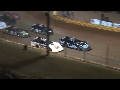 Limited Late Model at Lavonia Speedway October 16th 2021 - dirt track racing video image