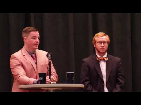 The College Democrats, the College Republicans and the Young Americans for Liberty held a debate on college affordability, sexual assault, and concealed carry.