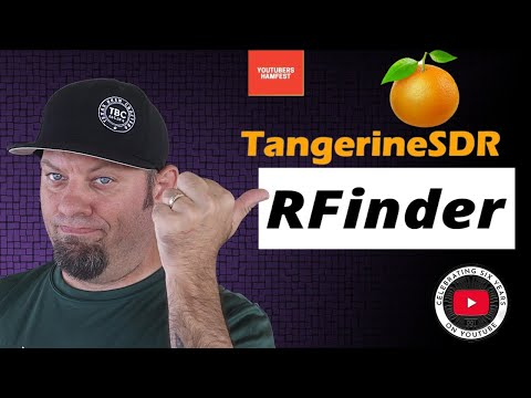 TangerineSDR and RFinder on the YouTubers Hamfest #YTHF21