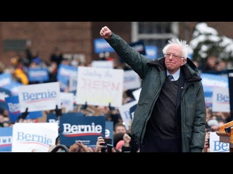 What Bernie Should Do - Voices From Sanders Brooklyn Rally