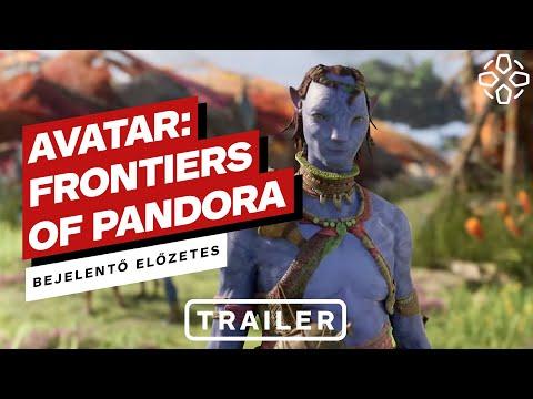 Avatar: Frontiers of Pandora – leleplező előzetes
