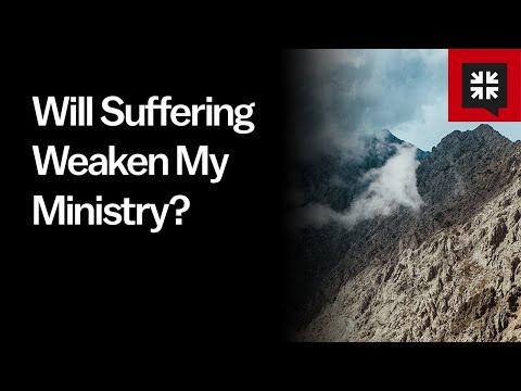 Will Suffering Weaken My Ministry? // Ask Pastor John