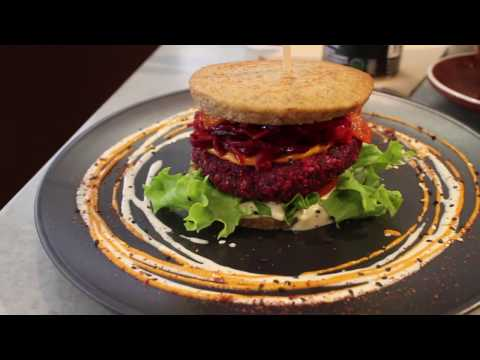 Vibrantly Vegan: Eating at oFarm Organic Café