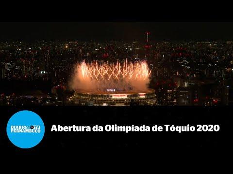 Apesar dos protestos, começa a Olimpíada de Tóquio