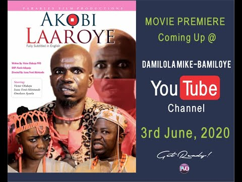 AKOBI LAAROYE PART 1 (WRITTEN AND PRODUCED BY VICTOR OLUKOJU)