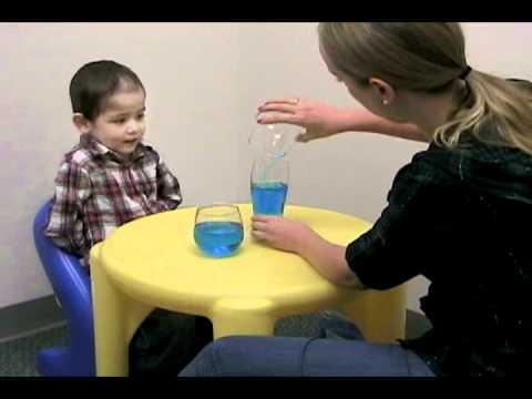 A Typical Child On Piaget S Conservation Tasks Psychology
