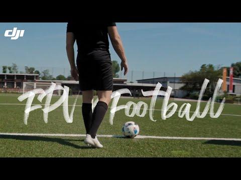 DJI Digital FPV System vs Football
