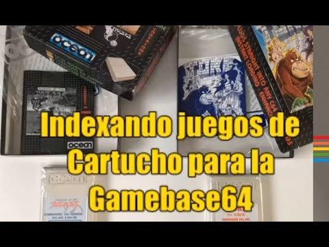Commodore 64 Real 50Hz - Indexando juegos de Cartucho para la Gamebase64 (Letra D)(IV)
