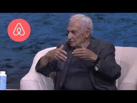 Frank Gehry | Airbnb Open 2016 Los Angeles