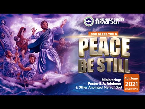 RCCG JUNE 2021 HOLY GHOST SERVICE - GOD BLESS YOU 6