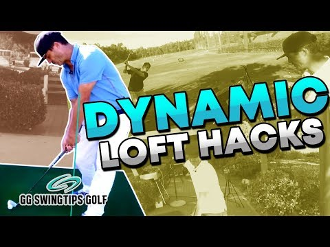 GG's Dynamic Loft Hacks | Golf Swing Enhancements