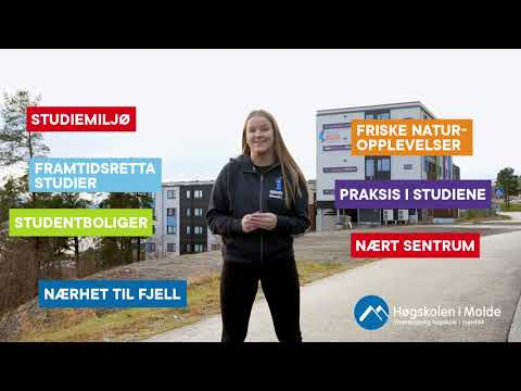 Bli student ved Høgskolen i Molde