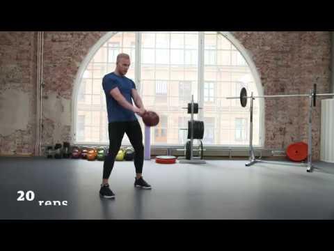 Träningsprogram Kettlebells - SATS