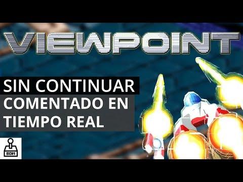 VIEWPOINT - Neo Geo/Arcade [ Sin Continuar ] [ Comentado en Tiempo Real]