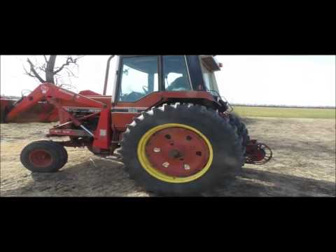 1981 International Hydro 186 tractor for sale | no-reserve Internet auction March 8, 2017