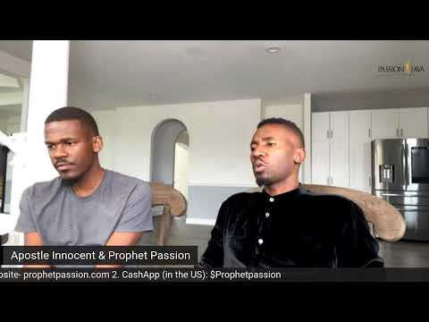 The Last Level of Fasting- LIVE! with Prophet Passion & Apostle Innocent Java