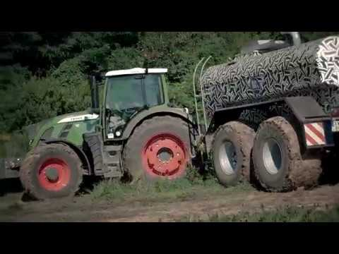 BPW AGRO Drive - die hydraulische Antriebsachse für Agrar-Anhänger