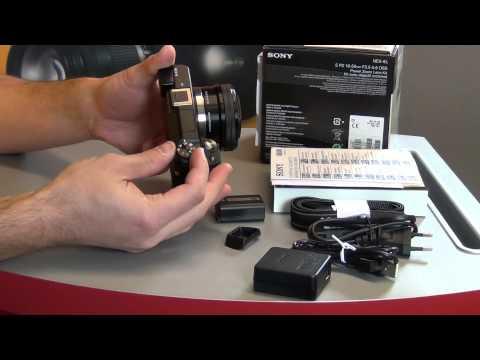Videorecenze Sony NEX-6 tělo černý