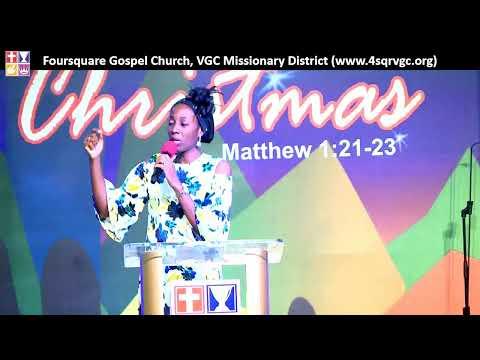 Sunday Worship Service: 8th Dec 2019