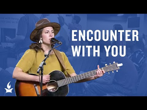 Encounter with You (spontaneous) -- The Prayer Room Live Moment