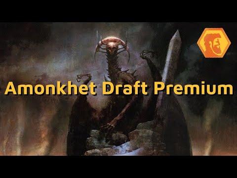 MTGA Amonkhet Draft - Golgari Midramp (High Mythic)