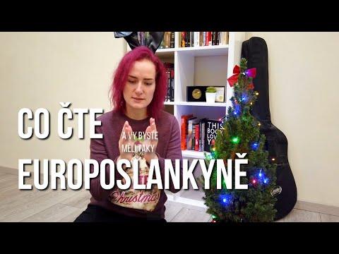 Co čtou europoslankyně (a vy můžete taky!) [#13 BEHIND THE SCENES]