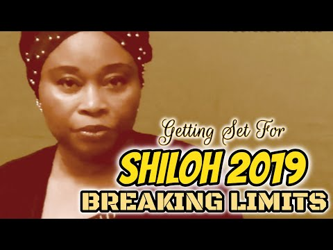 Getting Set For Shiloh 2019  Breaking Limits