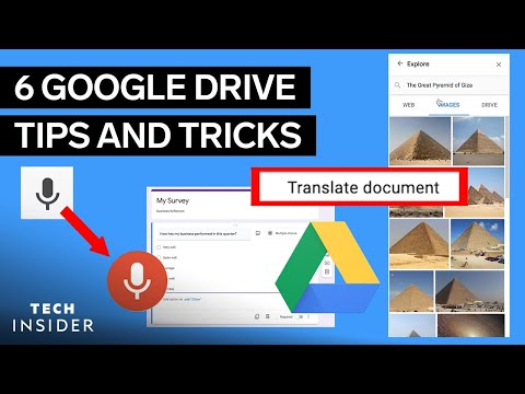 6 Of The Best Google Drive Tips And Tricks